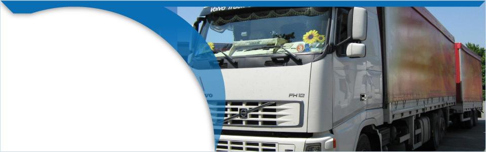 Trasporto internazionale: trasporto conto terzi e spedizioni merci in tutta Europa